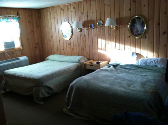 Owls Nest Motel: Room