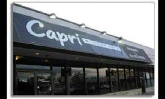 Capri Ristorante: This Is the Picture of the Restraunt