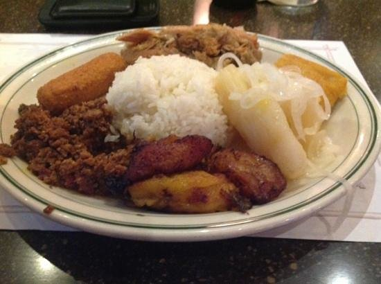 La Caretta : cuban sampler