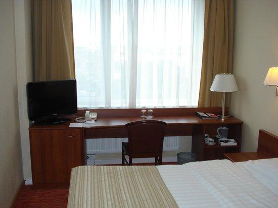 Maxima Panorama Hotel : double room