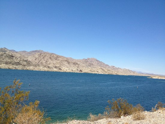 Scenic views picture of lake mohave laughlin tripadvisor for Lake mohave fishing