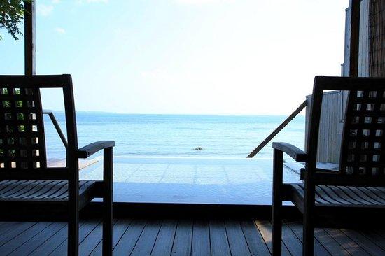 Seikai: 潮騒の湯からの眺望