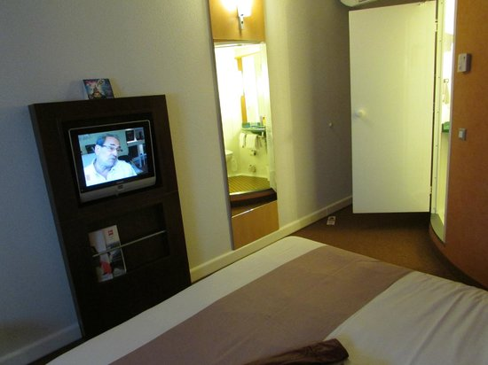 Ibis Paris Marne La Vallee Val d'Europe : Quarto 2 andar