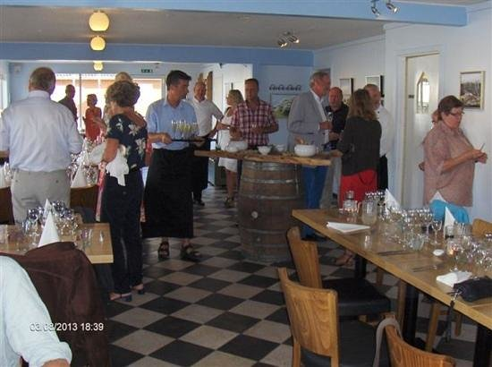Havne Cafeen: Super service