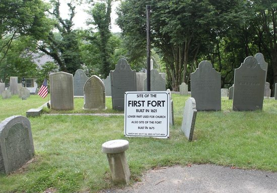 Burial Hill : some information