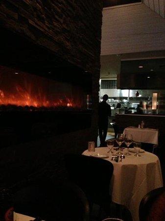 Pepe Nero Restaurant: De toute beauté !