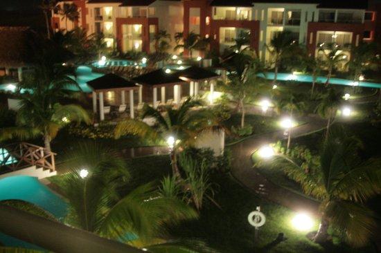 Now Larimar Punta Cana: Garden view room view.