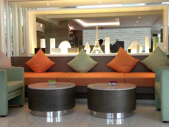 CityPoint Hotel: Lobby