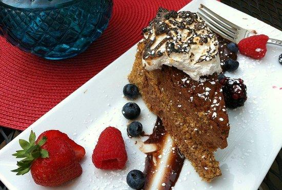 John Palmers Bistro 44 : Smores Cheesecake