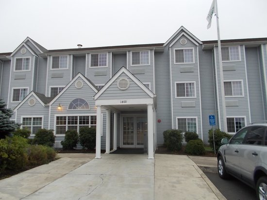 Motel 6 Sutherlin, OR: Very clean and modern