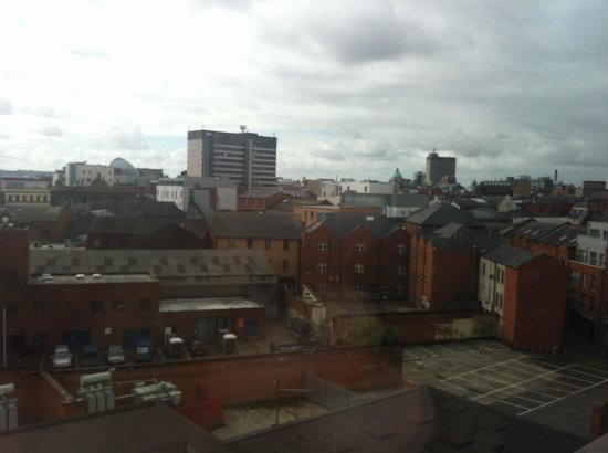 Ramada Encore Belfast City Centre : View from room 521