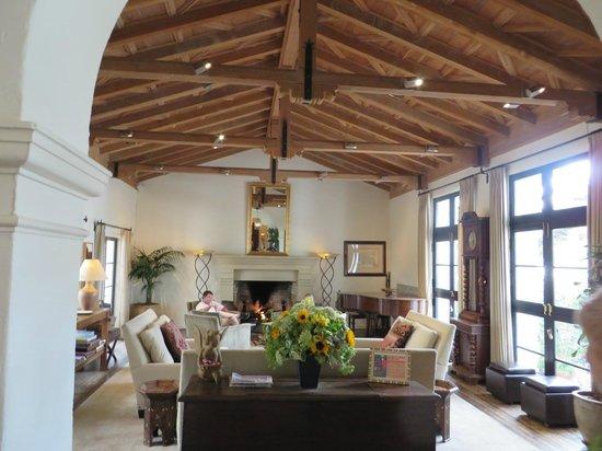 inside cypress inn doris day 39 s hotel picture of carmel. Black Bedroom Furniture Sets. Home Design Ideas