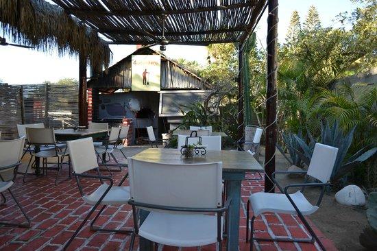 Guisandero Seafood & Woodfire Cocina: Nuevo dueño, nuevo lugar, nueva comida! Todo es excelente!