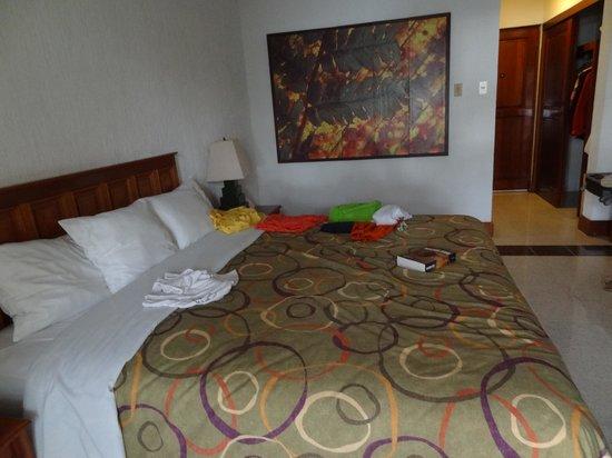 Camino Real Tikal: Notre chambre