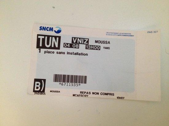 El Venizelos SNCM - Day Trips