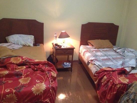 Hotel El Mirador: Room
