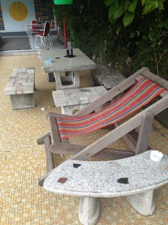 Atlanta Hotel : Peaceful Lounge Area