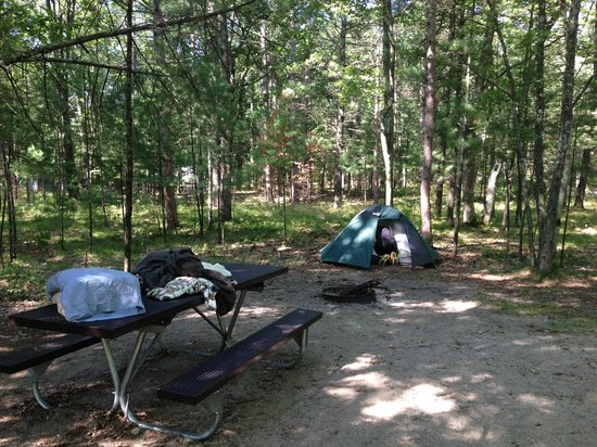 Platte River Campground: Camp