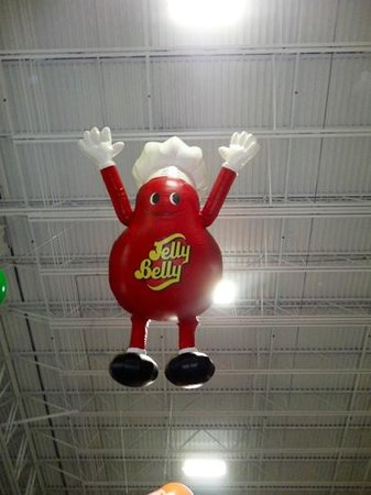 Jelly Belly Center : the chef