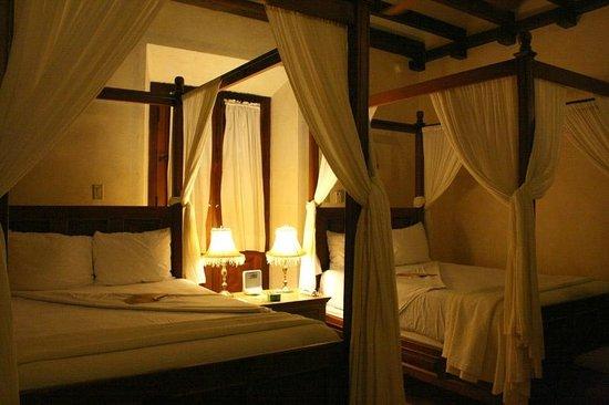 Hacienda Xcanatun: Habitación