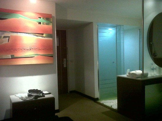 Holiday Inn Salamanca: 部屋の写真