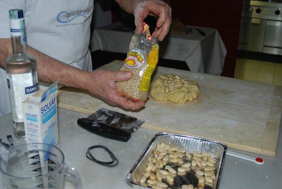 L'Antica Vetreria: cooking class
