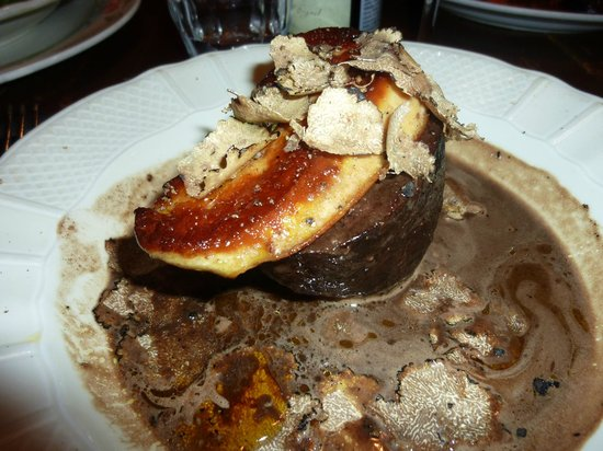 """Chez Michel : Wonderfully excellent and hearty countryfare! There's a reason why this is called """"Royale""""!"""