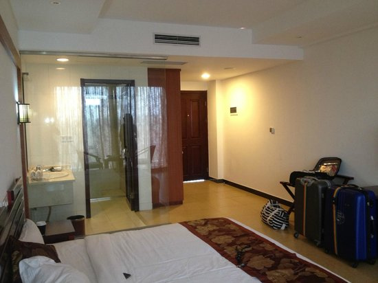 Manhao Hotel: Room