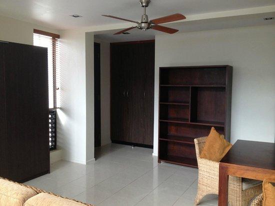 Dreamview Villas: living room