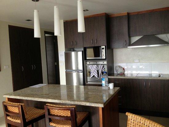 Dreamview Villas: Modern Kitchen