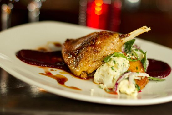 Furnace Restaurant: Furnace's menu offers a sophisticated range of main meals