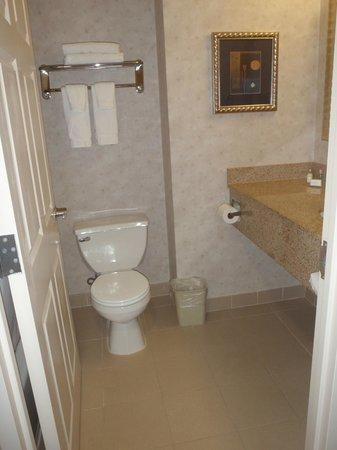 Marco LaGuardia Hotel by Lexington : Bathroom in room
