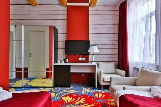 Kupechesky Dvor Hotel: Стандарт двухместный