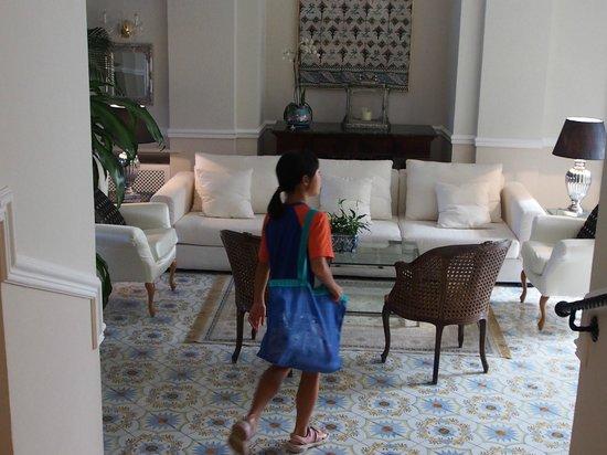 Hotel Mare Blu Terme: ロビー