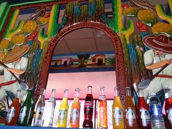El Tequila: fun decor