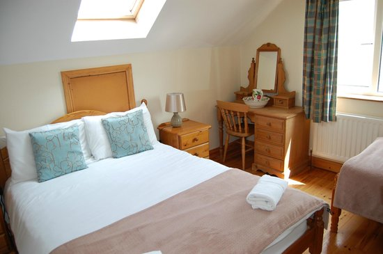 Foxford Lodge: Room 6