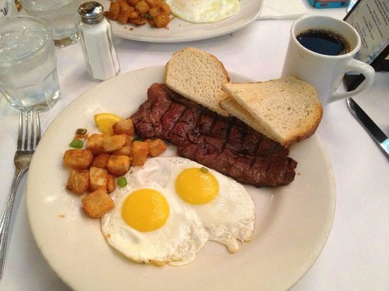 Oyster Bay Seafood LLC: Breakfast Special
