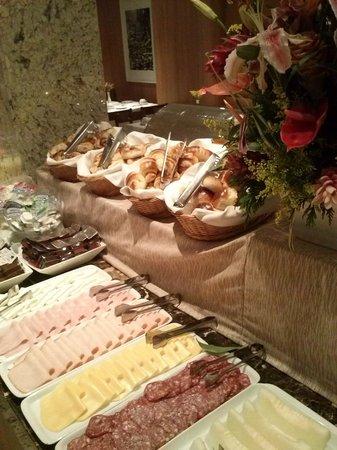 Windsor Copa Hotel: Café da manhã impecável