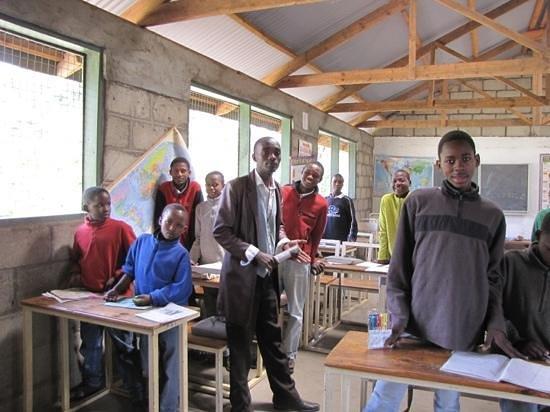 Kiboko Lodge: wototo foundation project.