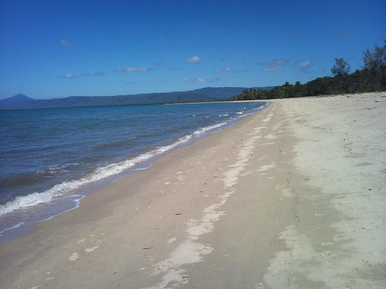 Newell Beach Caravan Park Beautiful Beach Walk