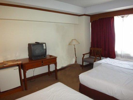 Ayothaya Hotel : 室内