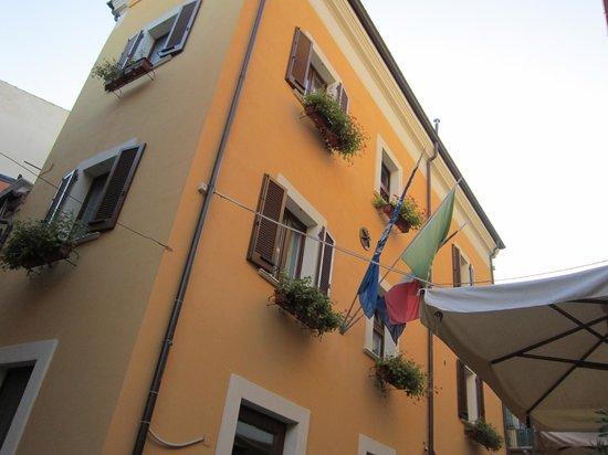 Antico Borgo Chieti: Esterno