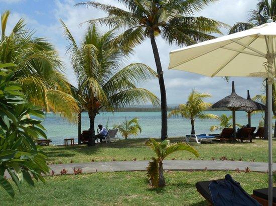 Jalsa Beach Hotel and Spa: Beach View