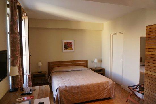 Hotel de Vougeot : Room