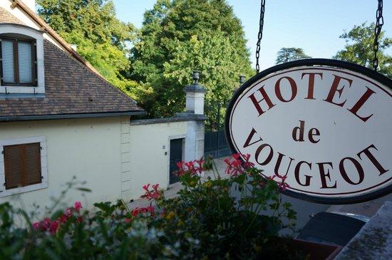 Hotel de Vougeot : View from Room