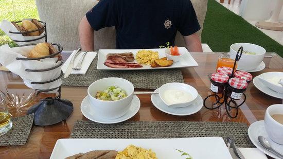 Lanna Samui: Breakfast!!