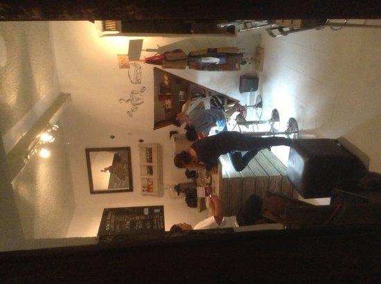 El Cafe de la Mancha : Vista general