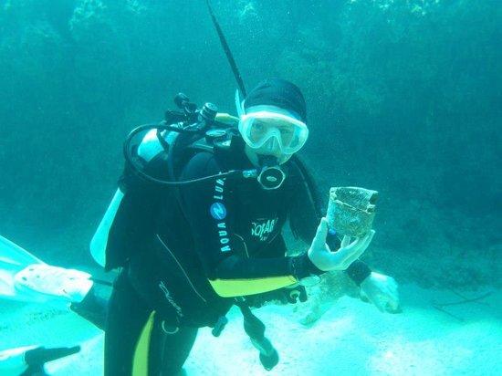 Marine Divers: Debbi