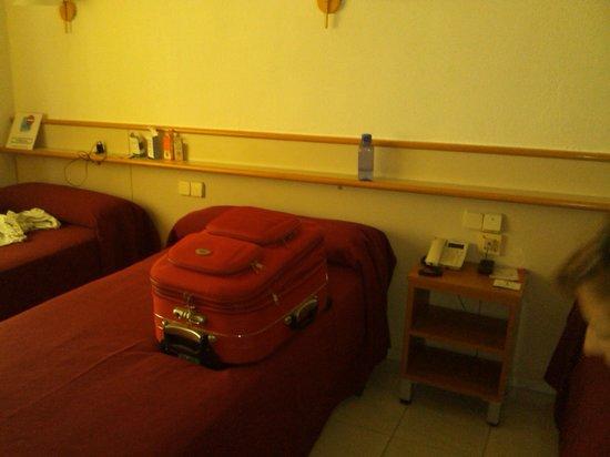 Hotel Tolosa: engañoso