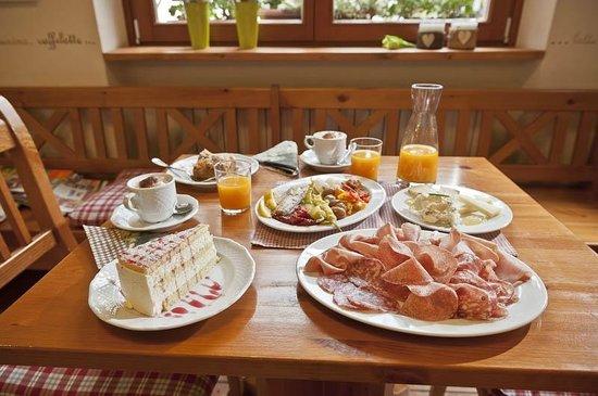 Dawit: La colazione-brunch